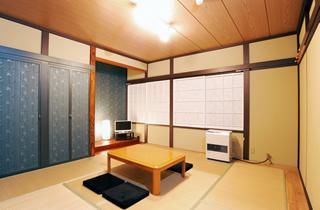 客室例:6畳和室
