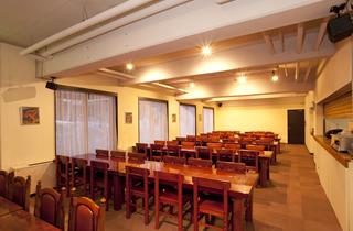 苗場ホワイトパレス食堂の写真