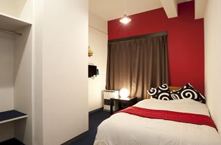 洋室シングルルームの写真