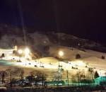 苗場スキー場夜景