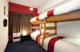 洋室2段ベッドルーム