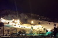 Naeba Ski night game