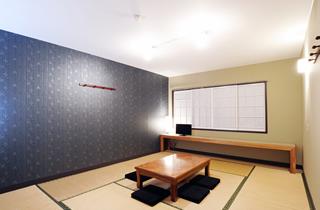 落着いた雰囲気の客室例(別館)