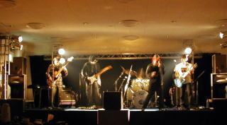軽音楽演奏の写真